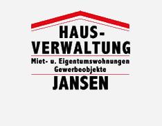 Hausverwaltung Jansen GmbH & Co. KG - Logo